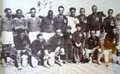Elenco Campeão do Interior de 1933