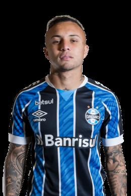 Everton Sousa Soares Gremiopedia A Enciclopedia Do Gremio