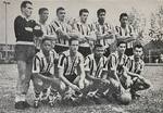 1956.05.31 - Amistoso - Santa Cruz RS 0 x 2 Grêmio - Time do Grêmio.PNG