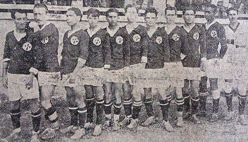 Elenco Campeão do Interior de 1931